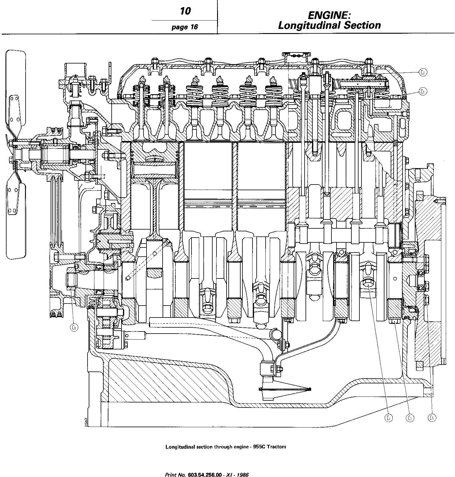 Fiat 855C, 955C, 85-55, 95-55 Crawler Tractor Workshop Service Manual (6035425600) - 2