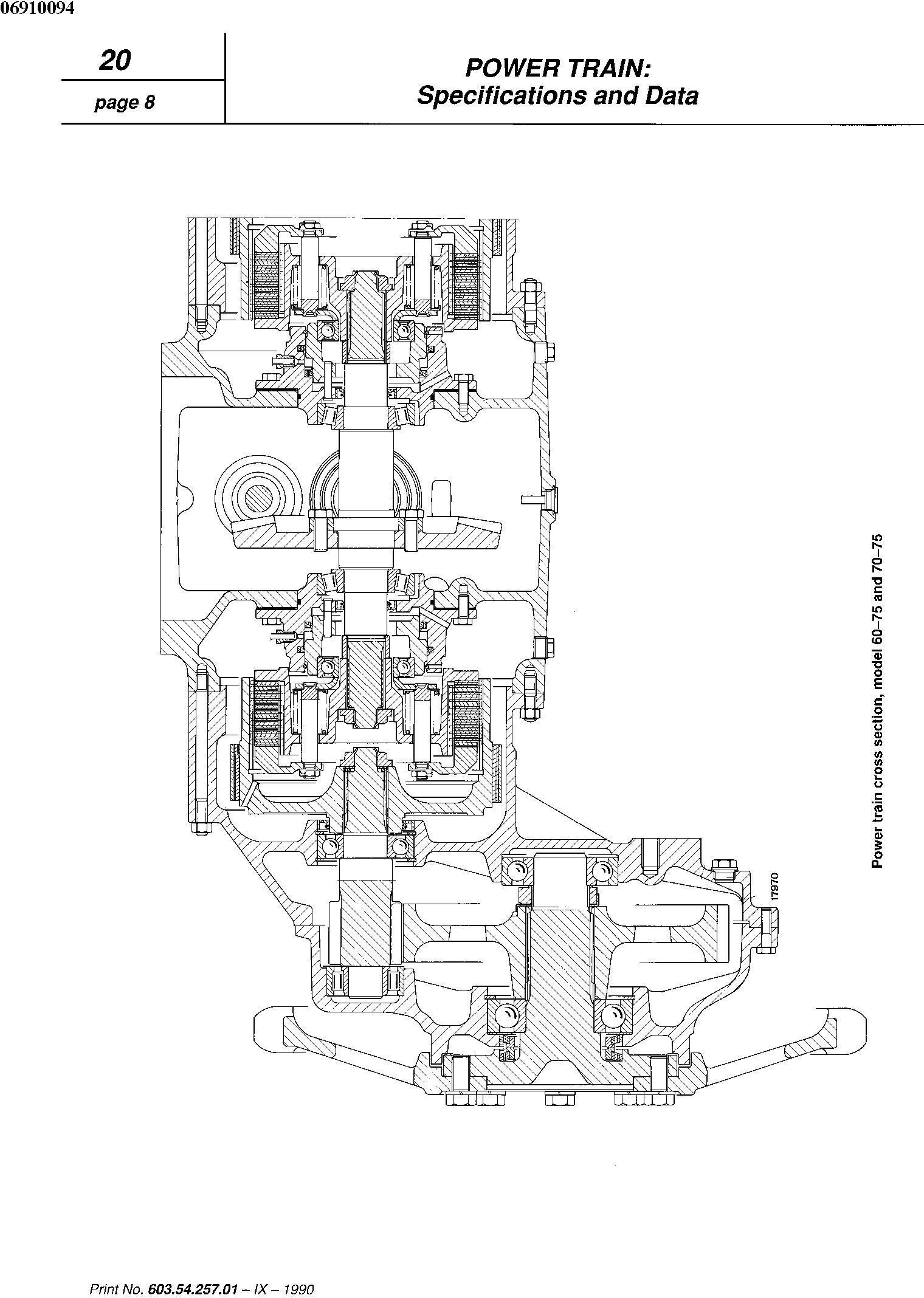 Fiat 55-65,60-65,70-65,80-65, 55-75,60-75,70-75,80-75, 465C, 555C, 665C, 765C Tractor Service Manual - 2