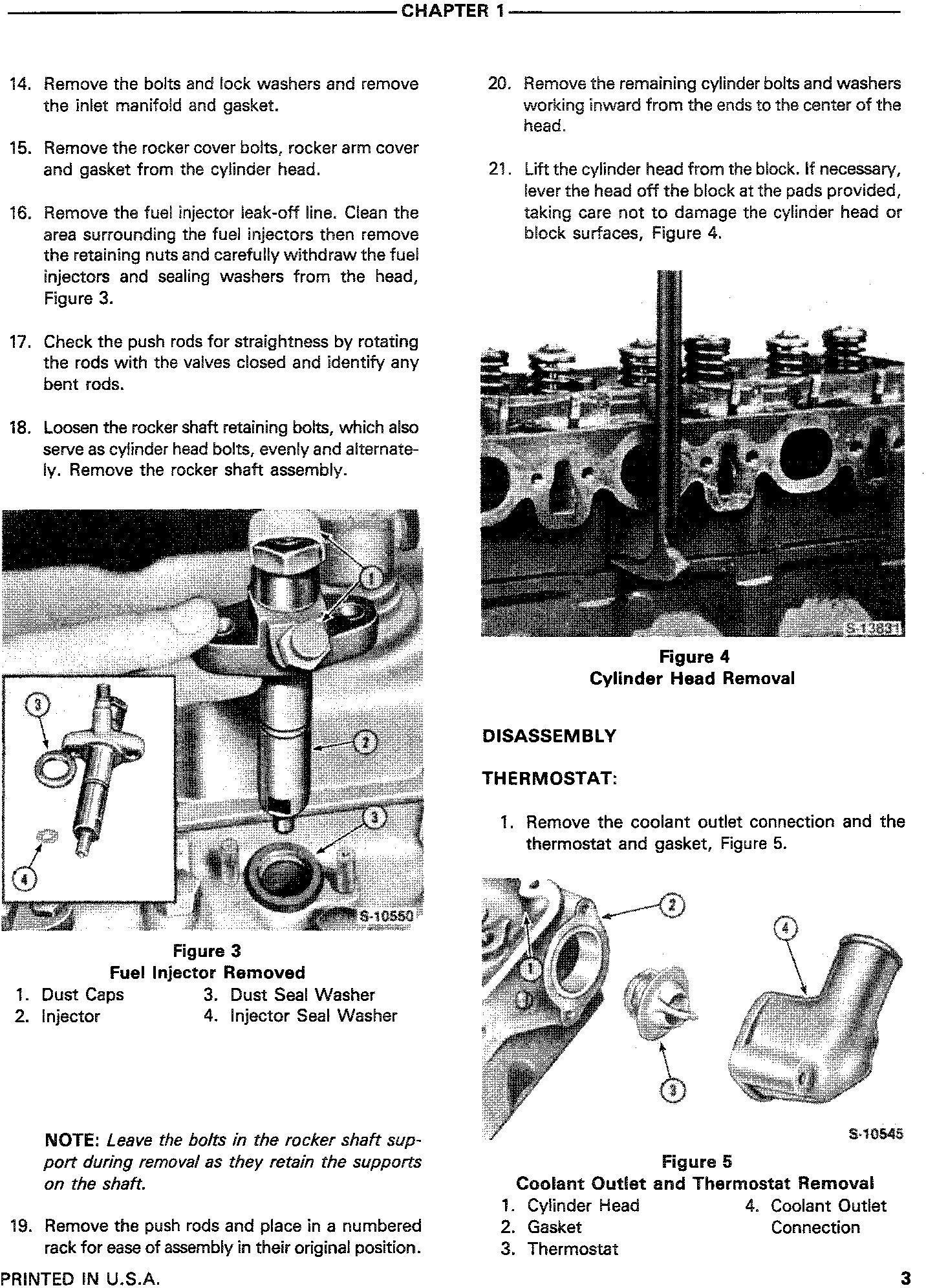 Ford 455 Tractor Loader Backhoe 1988 Complete Service Manual (SE4600) - 1