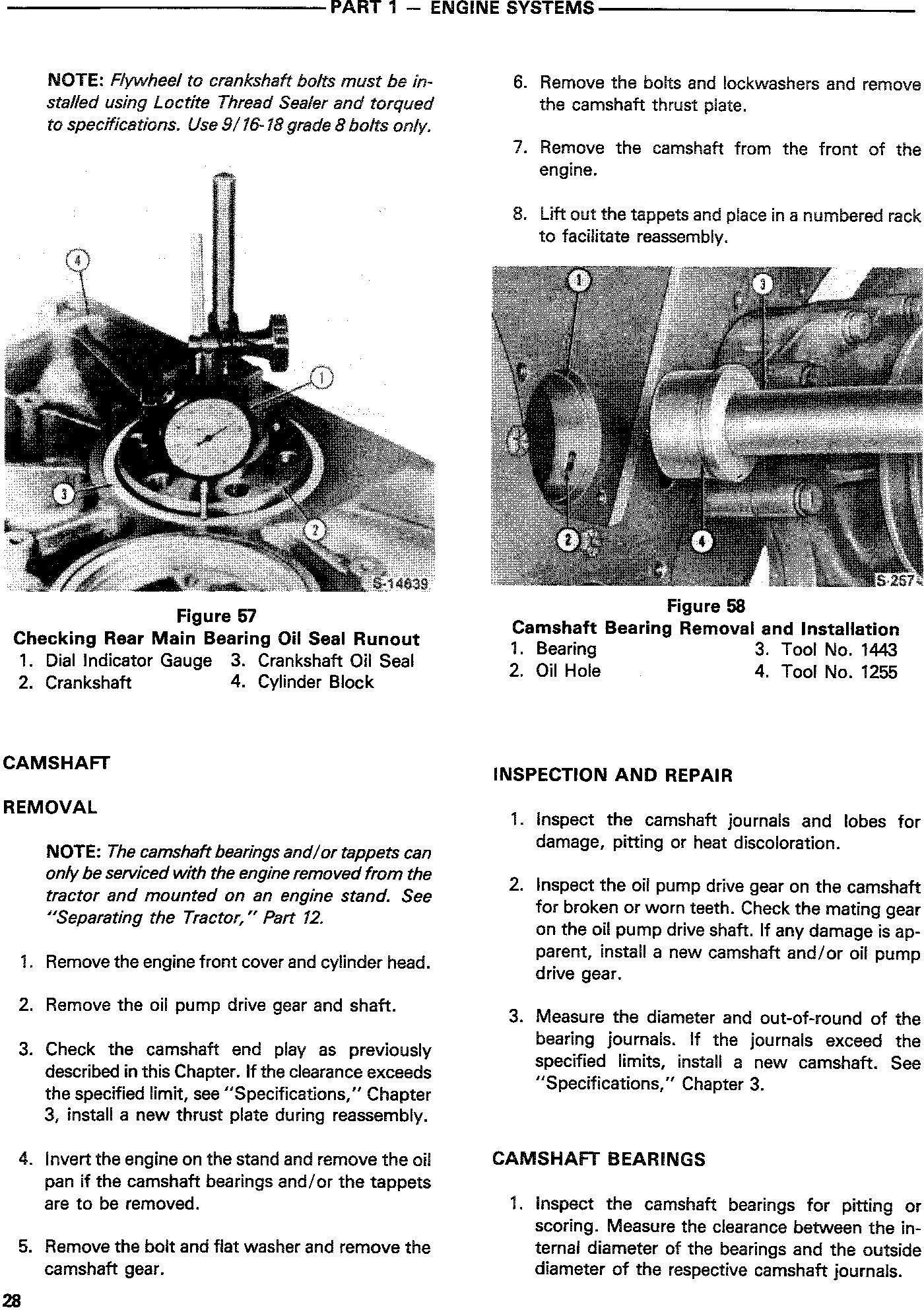 Ford 455 Tractor Loader Backhoe 1988 Complete Service Manual (SE4600) - 3