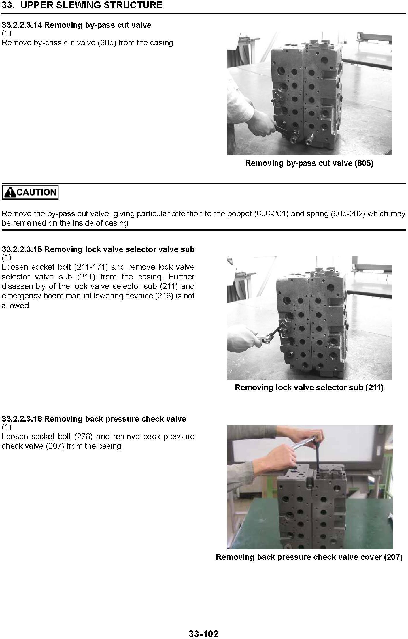 New Holland E140CSR Crawler Excavator Service Manual - 2