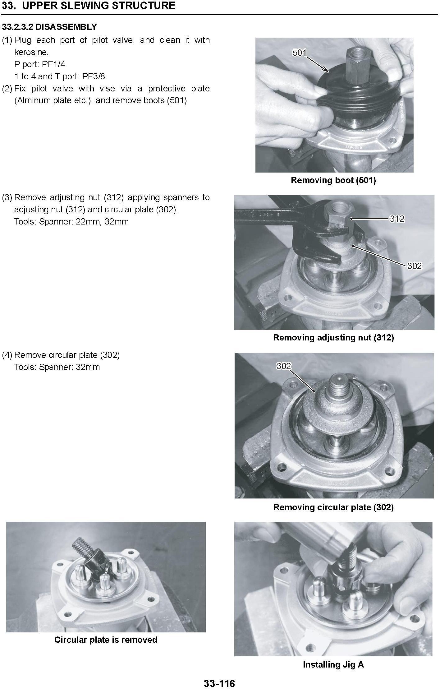 New Holland E140CSR Crawler Excavator Service Manual - 3
