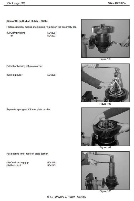 Doosan / Moxy MT26, MT31 Articulated Dump Truck Workshop Service Manual - 3