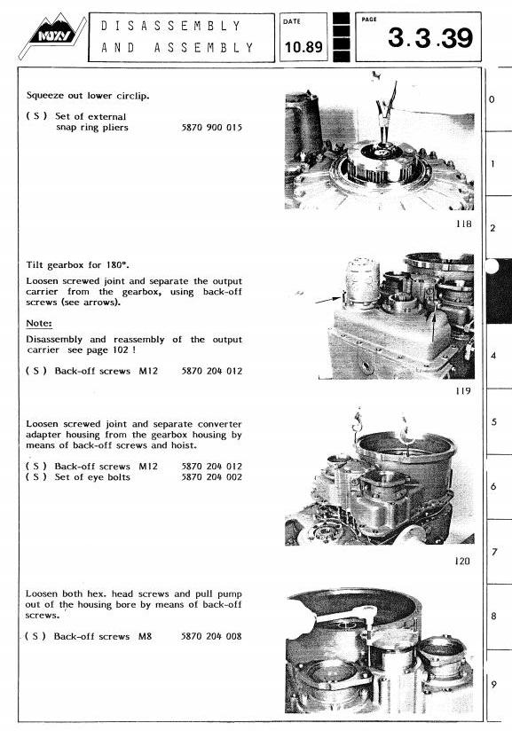Doosan / Moxy MT40 Articulated Dump Truck Workshop Service Manual - 1