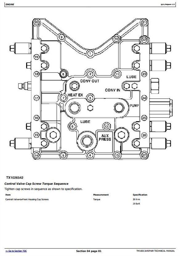 John Deere 640H and 648H (SN. before 630435) Skidders Service Repair Technical Manual (TM10313) - 1