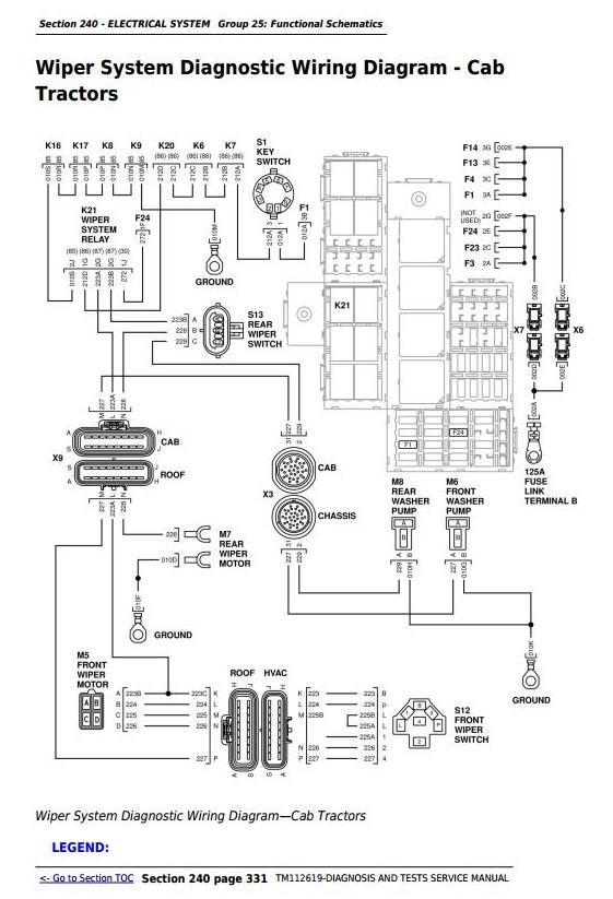 John Deere 5083EN, 5093EN, 5101EN Tractors Diagnostic and Tests Service Manual (TM112619) - 1