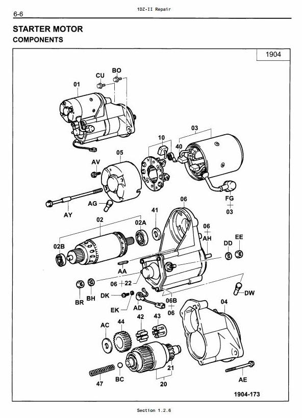 Toyota 8FDU15, 8FDU18, 8FDU20, 8FDU25, 8FDU30, 8FDU32 Diesel Forklift Truck Workshop Service Manual - 2