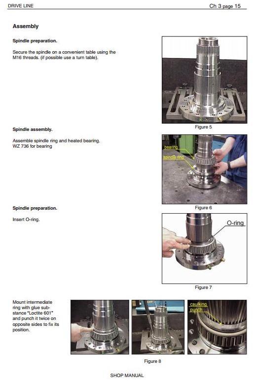 Doosan DA30 Articulated Dump Truck Workshop Service Manual - 2